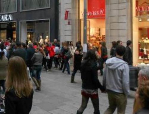 El comercio tradicional en Barcelona